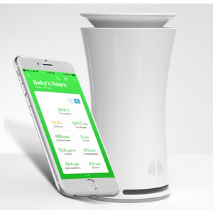 uHoo - The Best Indoor Air Quality Sensor